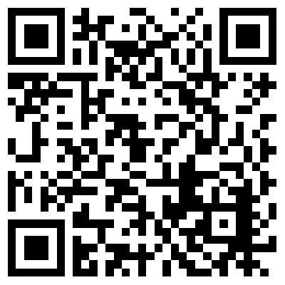 QR-Code zur Weiterleitung zum YouTube-Kanal des Marktes Kaufering